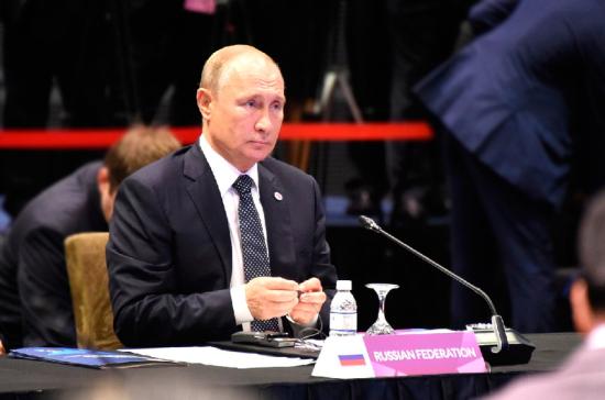 Путин: санкции не могут помешать сотрудничеству России с другими странами