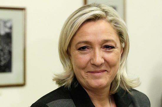 Ле Пен: Евросоюз ведёт с Россией холодную войну