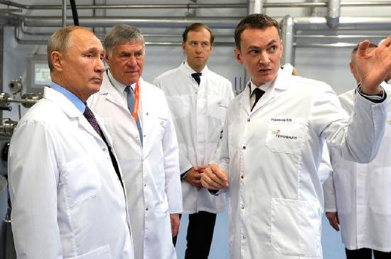Путин здоров!