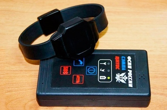 Помещённых под залог смогут контролировать при помощи электронных браслетов