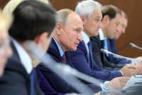 Путин заявил о необходимости решения проблемы с лекарственным обеспечением россиян