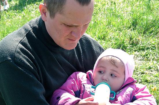 В России увеличится максимальный размер пособия по уходу за ребенком