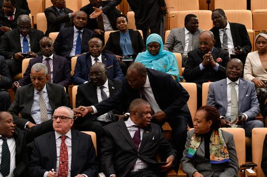 В Руанде рассчитывают на взаимодействие Панафриканского парламента и Госдумы