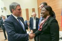 Россия и страны Африки будут дружить парламентами