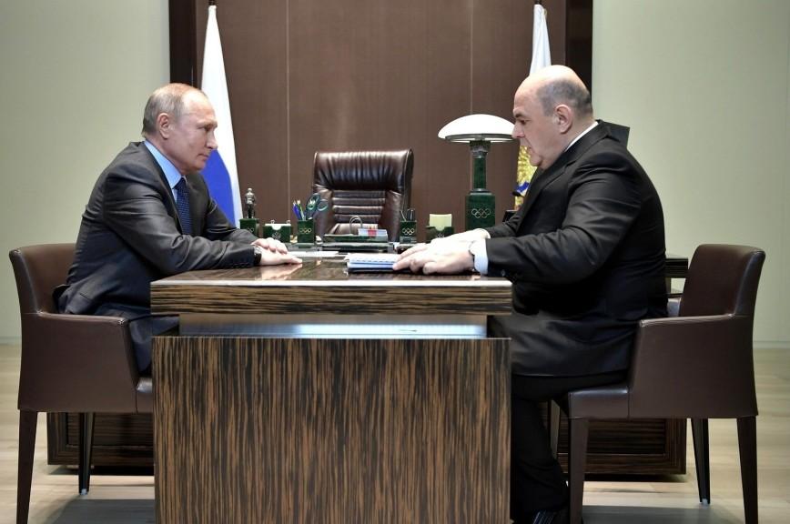 Путин поддержал идею об отмене штрафов по налогу для самозанятых