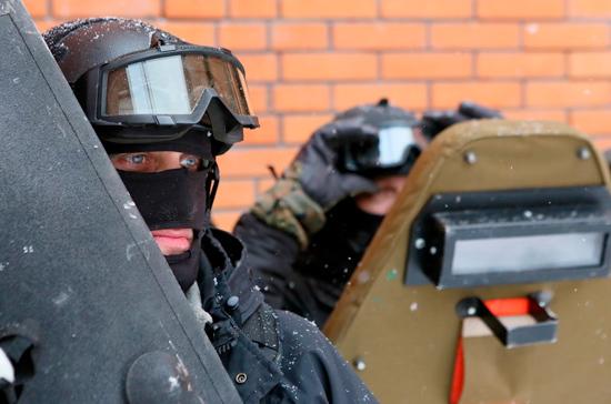 Росгвардия пояснила цели закупки «лазерного» оружия