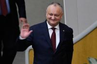 Додон: 2019-2020 годы станут перекрёстными годами России и Молдавии