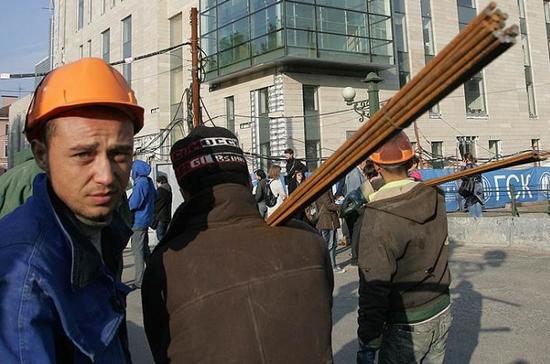 Ратифицирована конвенция о запрете на принудительный труд