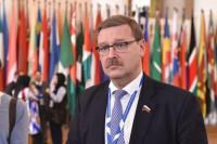 Косачев: межпарламентский диалог России и США абсолютно заморожен