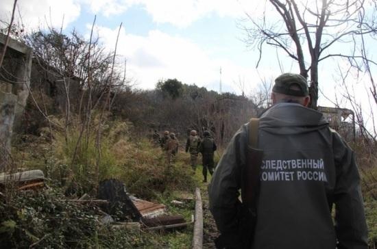 СК рассказал о расследовании убийства лётчика Пешкова в Сирии