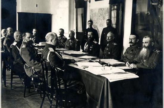 Первый Совет министров