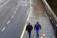 Британская полиция опубликовала новые видео с подозреваемыми по «делу Скрипалей»