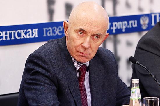 Синельщиков: принятие президентских поправок о либерализации УК улучшит условия для бизнеса