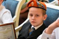 Мальчик-герой получил российское гражданство