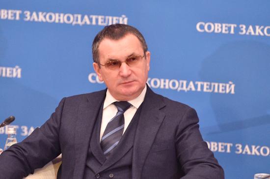 Фёдоров отметил высокий уровень межпарламентского сотрудничества России и Словении