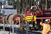 В «Газпроме» рассказали о прогрессе в строительстве «Северного потока — 2»