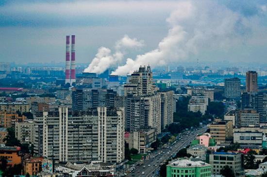 Воздух в российских городах скоро станет чище