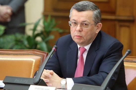 Зампред Центробанка Александр Торшин подал в отставку