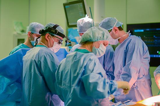 К 2023 году в Петербурге построят медицинский кампус