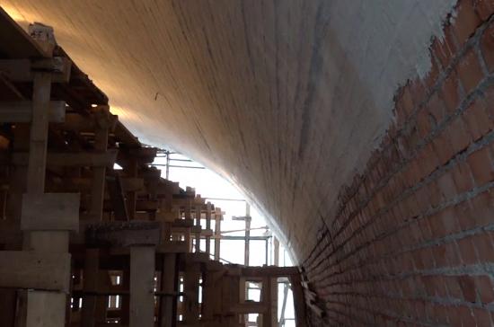 В Вологде завершается реконструкция Каменного моста