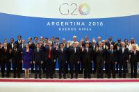 Путин и Трамп не поздоровались друг с другом на саммите G20