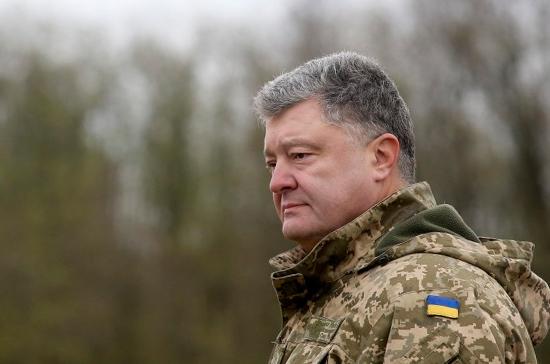 Порошенко призвал Германию увеличить военное присутствие в Чёрном море