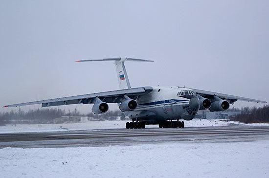 Российскую полярную авиацию хотят перевести на газомоторное топливо