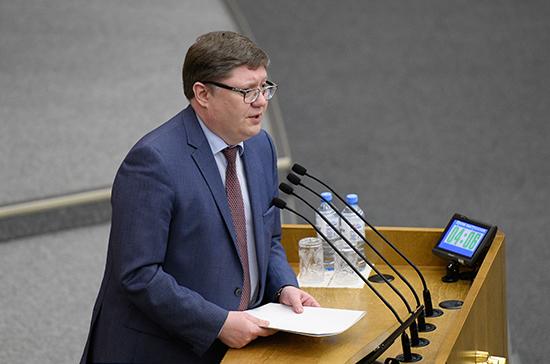 Госдума может принять закон о повышении МРОТ на этой неделе