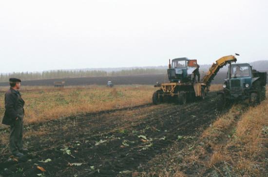 Минсельхоз предлагает ужесточить ответственность за порчу земель ядохимикатами