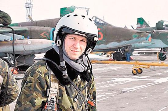 В Воронеже увековечили память погибшего в Сирии героя