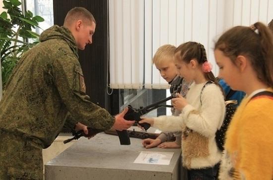 В Самаре открылась выставка трофейного оружия