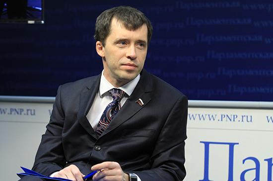 Депутат Госдумы Михаил Терентьев стал лауреатом Государственной премии