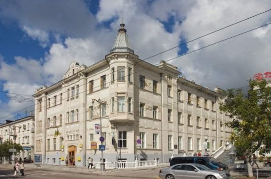 Историческое здание севастопольского главпочтамта закроют на реставрацию