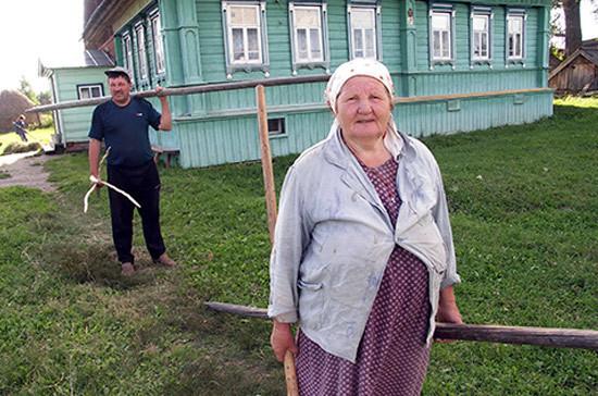 Топилин рассказал о прибавке к пенсии проработавших на селе 30 лет россиян