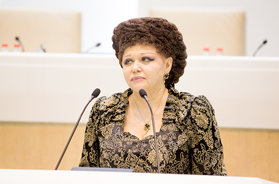 Валентина Петренко покинула Совет Федерации