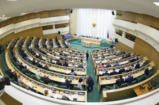 Российские сенаторы призвали парламенты мира решительно осудить введение военного положения на Украине