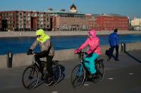 Велосипедистов загонят в зоны
