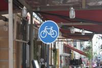В ПДД внесли понятие «Велосипедная зона»