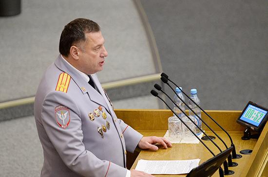 В Госдуме прокомментировали возможное появление американских кораблей в Чёрном море