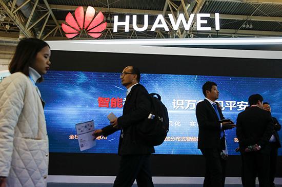 Huawei страдает за связь с Ираном и конкуренцию с Apple