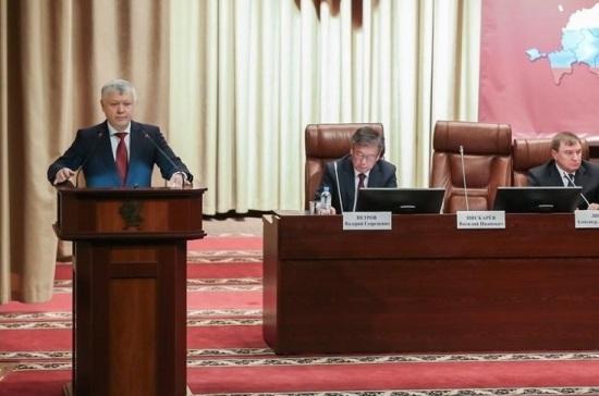 Пискарев рассказал о законодательной работе по регуляции деятельности Росгвардии