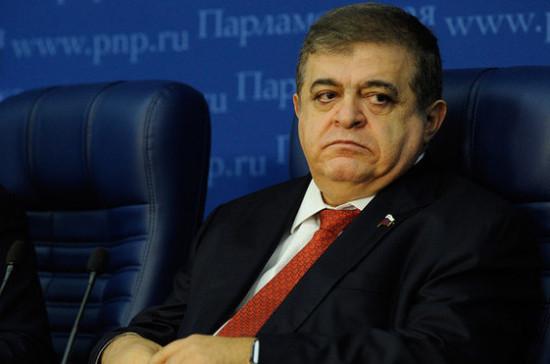 Джабаров не исключил, что Порошенко готовит военную провокацию на границе с Россией