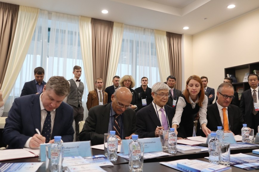 Четыре вуза стран БРИКС договорились о сотрудничестве