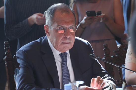 Лавров призвал страны Европы повлиять на США в вопросе ДРСМД