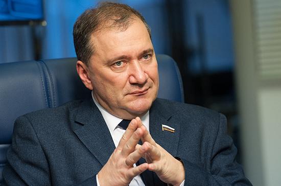 В Госдуме прокомментировали планы Украины на Керченский пролив