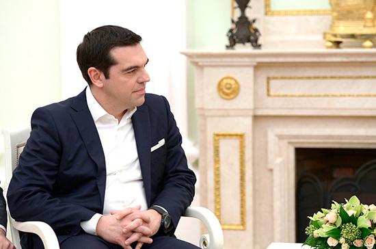 Медведев обсудил с Ципрасом реализацию энергопроектов