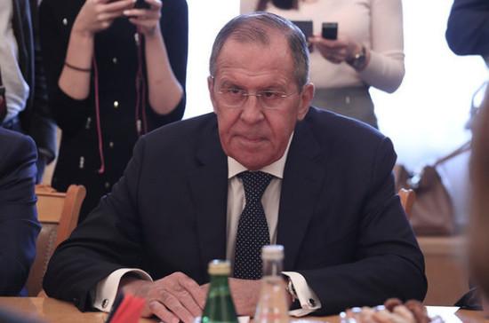 Лавров назвал условие для продолжения работы над мирным договором с Японией