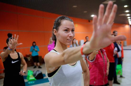 За абонемент в фитнес-клуб предложено поощрять налоговой льготой