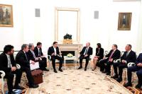 Россия может привлечь Грецию в проекты по доставке газа в Европу по южному маршруту