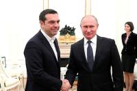 Ципрас заявил о возможности поставок российского газа по Трансадриатическому трубопроводу